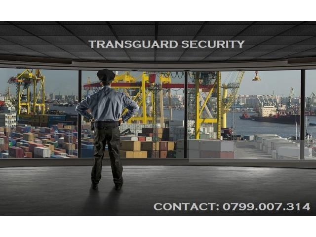 Servicii de paza umana si monitorizare in Constanta