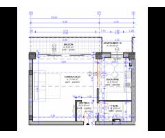 Apartamente cu 1,2 si 3 camere