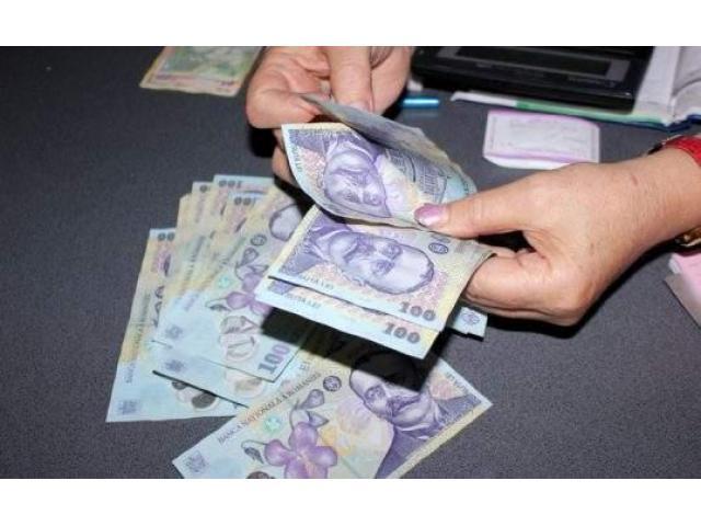 imprumut de bani