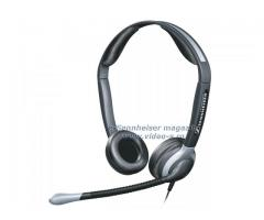 Casti cu microfon Call Center SENNHEISER