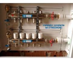 Instalator constanta 0766334340