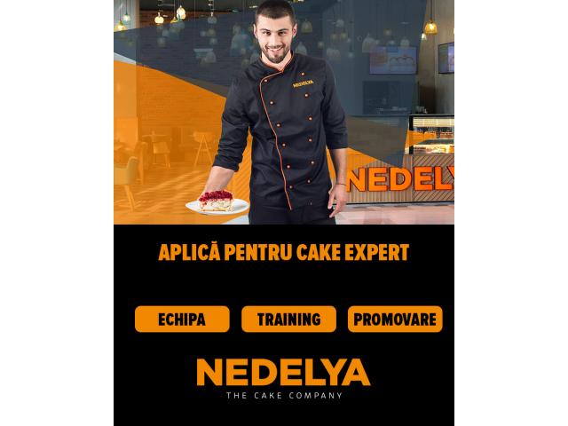 Angajam Lucrator comercial pentru Cofetaria Nedelya