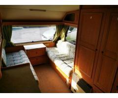 Rulota / Caravana ABI MARAUDER 380-2 / 1995 / 2 PERSOANE USOARA