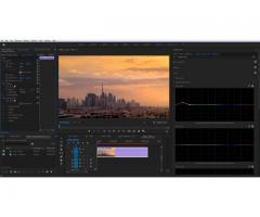 Curs Adobe After Effects si Adobe Premiere