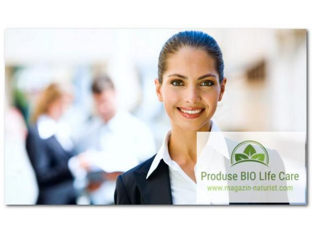 Reprezentanti vanzari produse bio Life Care