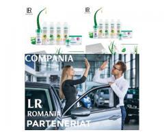 Parteneriat Compania LR Romania