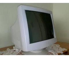 _0785 063 569, CONSTANTA - vand monitor PC cu tub catodic (CRT), 50 RON