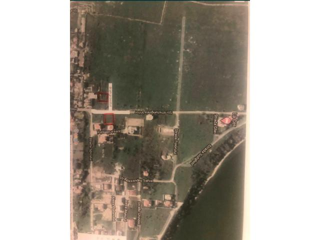 Vand teren Palazu Mare zona Comcereal