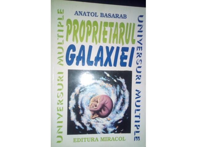 _0785 063 569, CONSTANTA - vand Anatol Basarab - Proprietarul Galaxiei, 50 lei,