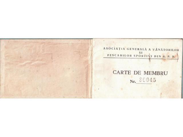 _0785063569, Constanta, Vand 50 lei, Carnet de membru