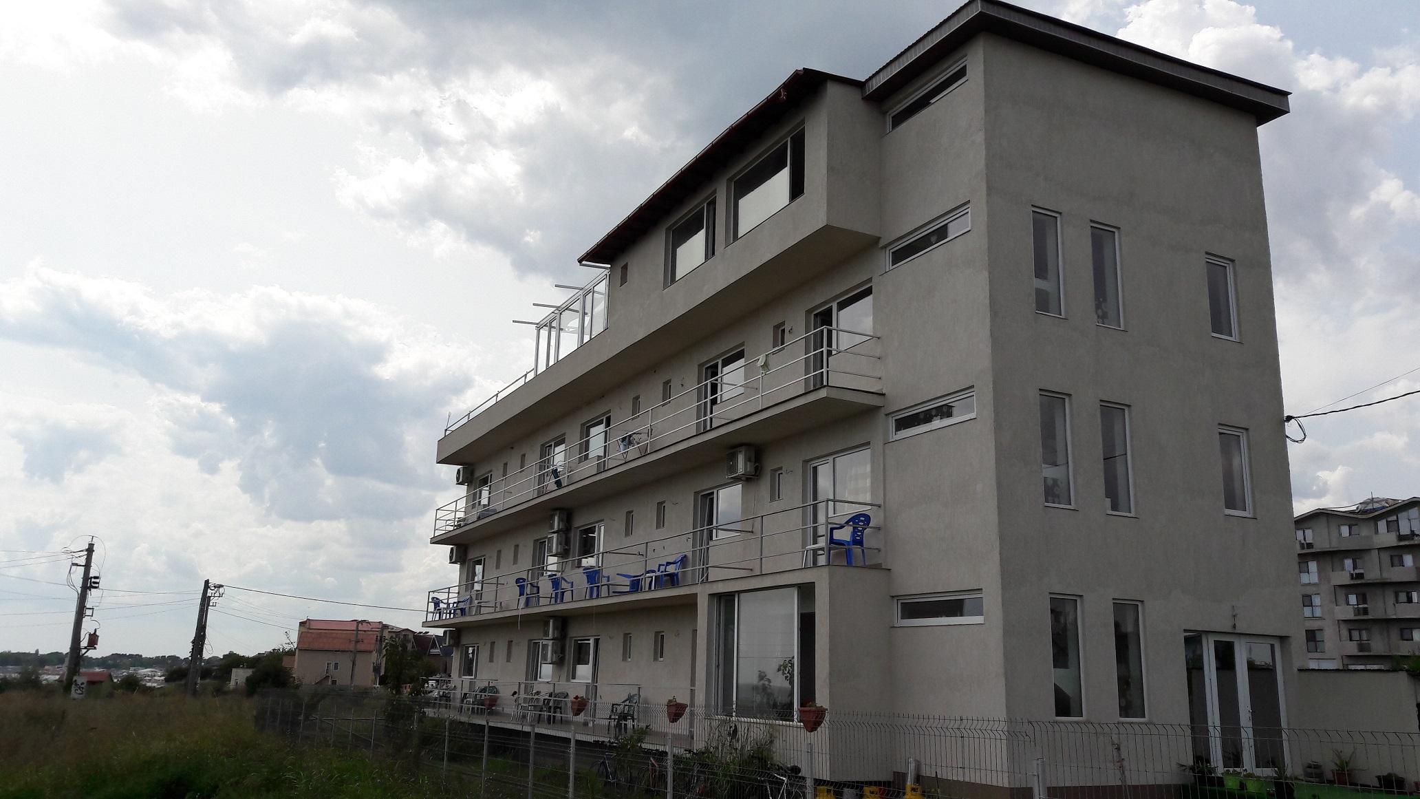 Hotel in Costinesti aflat in circuitul turistic