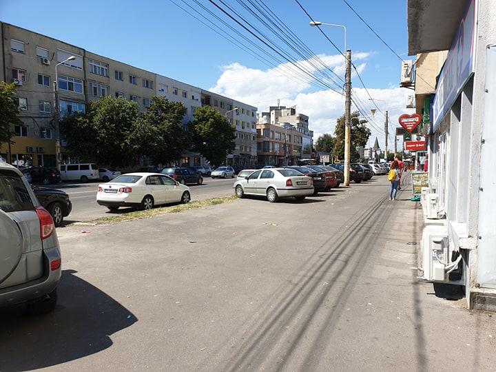 Vanzare spatiu comercial Dacia
