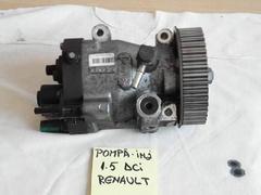 Injectoare si pompe de injectie pentru toata gama renault